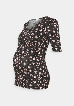 Envie de Fraise - ILIANA - Camiseta estampada - black