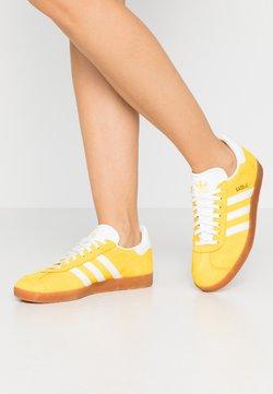 adidas Originals - GAZELLE  - Matalavartiset tennarit - footwear white