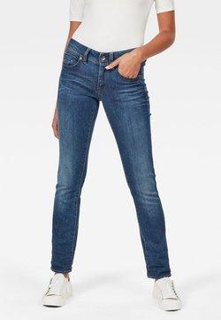G-Star - MIDGE SADDLE MID STRAIGHT NEW  - Jeans Straight Leg - medium aged