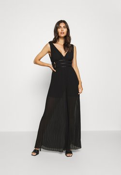 Guess - LANA OVERALL - Overall / Jumpsuit - jet black