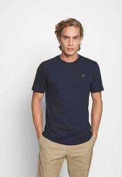 Anerkjendt - AKROD - T-shirt basic - dark blue