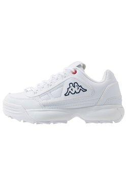 Kappa - RAVE NC - Zapatillas de entrenamiento - white