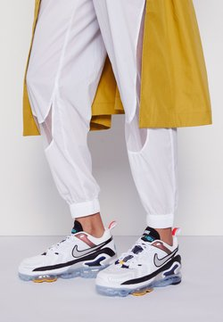 Nike Sportswear - AIR MAX VAPORMAX EVO - Sneakersy niskie - white/tech grey/midnight navy/hyper blue