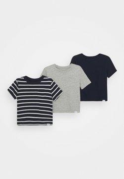 GAP - TODDLER BOY 3 PACK - T-shirt imprimé - blue/galaxy
