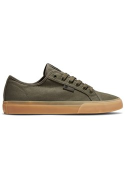 DC Shoes - MANUAL - Sneakers laag - olive green