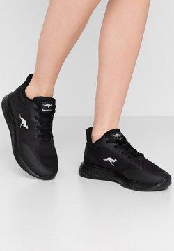 KangaROOS - K-ACT FEEL - Sneakers laag - jet black/mono