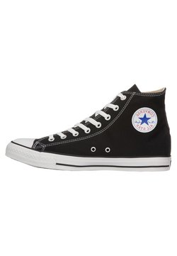 Converse - CHUCK TAYLOR ALL STAR - Sneakersy wysokie - black