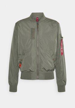 Alpha Industries - PARACHUTE - Giubbotto Bomber - vintage green