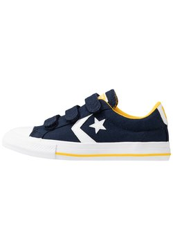 Converse - STAR PLAYER - Sneakers basse - obsidian/amarillo/white