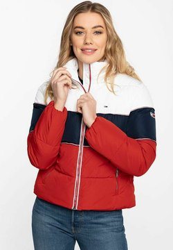 Tommy Jeans - Winterjacke - red