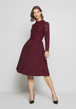 Molly Bracken - DRESS - Cocktailkleid/festliches Kleid - dark red