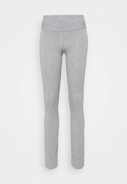 Deha - FIT PANTS - Medias - grey melange