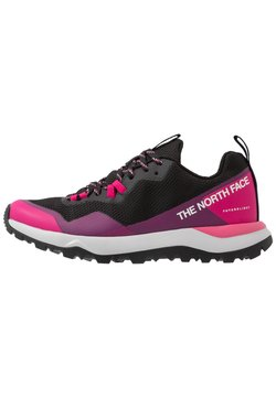 The North Face - W ACTIVIST FUTURELIGHT - Hikingschuh - black/pink