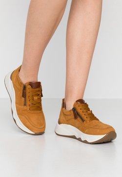 Gabor - Sneakers laag - curry/sattel