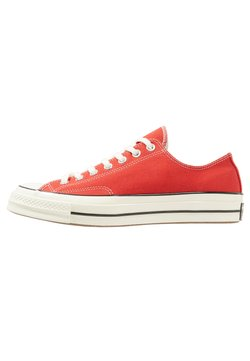 Converse - CHUCK TAYLOR ALL STAR 70 ALWAYS ON - Matalavartiset tennarit - enamel red/egret/black