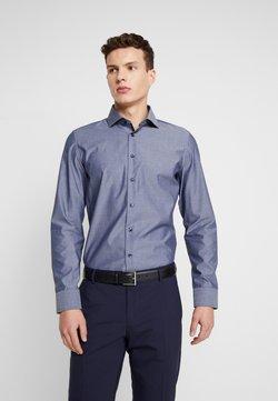 Seidensticker - SLIM FIT SPREAD KENT - Businesshemd - dark blue