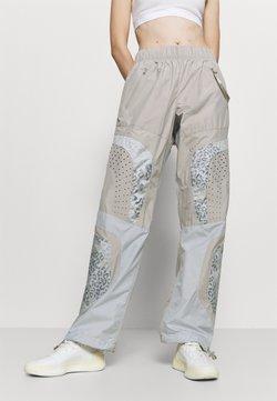 adidas by Stella McCartney - TRAIN PANT - Jogginghose - light browsh
