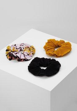 Even&Odd - 3 PACK - Haar-Styling-Accessoires - black/multicoloured