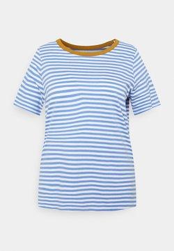 MY TRUE ME TOM TAILOR - T-Shirt print - marina white