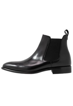 Brett & Sons - Bottines - natur noir/noir
