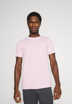 Marc O'Polo - SHORT SLEEVE - T-Shirt basic - mauve chalk