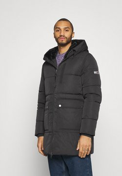 Tommy Jeans - CASUAL PUFFER - Wintermantel - black