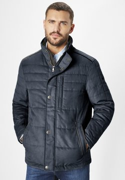 S4 Jackets - TIZIAN - Winterjacke - dk. blue