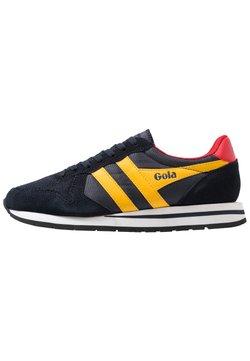 Gola - DAYTONA - Sneakers laag - navy/sun/red