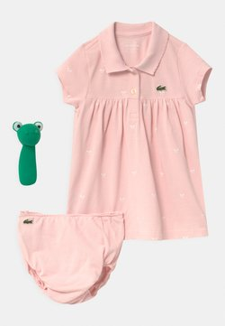 Lacoste - GESCHENKSET  - Geschenk zur Geburt - light pink