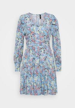YAS Petite - YASSANTOS DRESS - Freizeitkleid - dusk blue