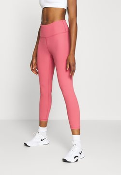 GAP - ANKLE PANT - Tights - pink city