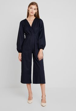 UNIQUE 21 - PLEATED WRAP - Combinaison - blue