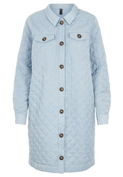 YAS - YASSCHEANA - Vestido camisero - cool blue