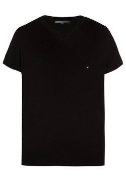 Tommy Hilfiger - BOYS BASIC  - T-shirt basic - meteorite