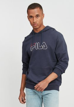 Fila - Sweat à capuche - black iris
