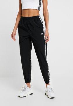 adidas Originals - LOCK UP ADICOLOR NYLON TRACK PANTS - Jogginghose - black