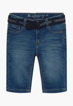 Staccato - CAPRI KID - Jeansshort - mid blue denim