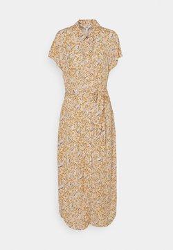 Object Tall - OBJMARIE DRESS - Maxikleid - honey mustard
