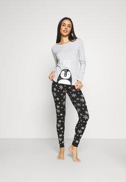 Anna Field - SET - Pyjama - black