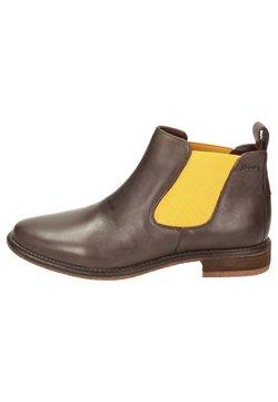 Sioux - Ankle Boot - dunkelbraun