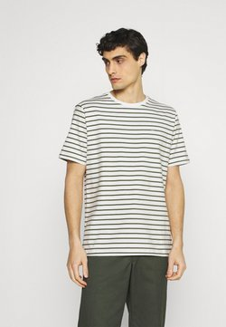 Casual Friday - TROELS - T-Shirt print - olivine