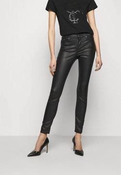 KARL LAGERFELD - METALLIC  - Jeans Skinny Fit - black