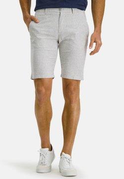 State of Art - Shorts - cobalt/white