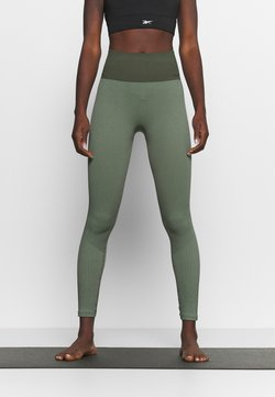 Casall - SEAMLESS - Tights - northern green