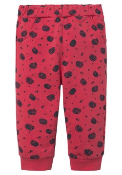 TOM TAILOR - Trainingsbroek - geranium|red