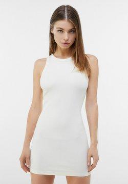 Bershka - Etui-jurk - nude