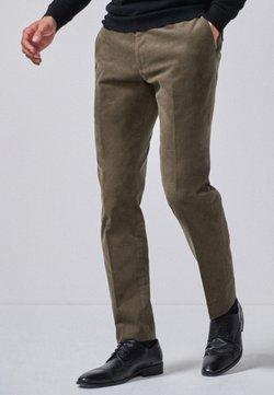 Next - Anzughose - brown