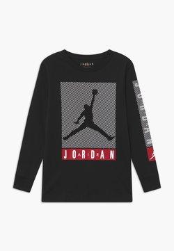 Jordan - JUMPMAN BLINDS - Longsleeve - black