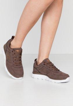 KangaROOS - KR-ARLA - Sneakers laag - coffee