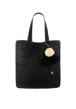 PRIMA MODA - URIA  - Shopping Bag - black